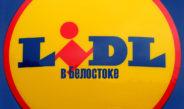 Газетка Lidl в Белостоке