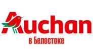 Газетка Auchan в Белостоке