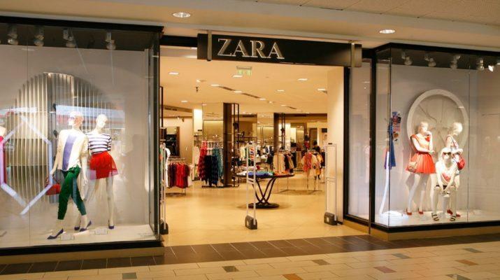 Магазин Зара в Белостоке, ТЦ Alfa