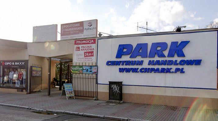 CH «PARK» в Белостоке