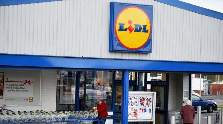 Супермаркет Lidl в Бяла-Подляске
