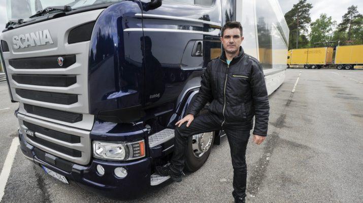 Работа в Польше водителем международником