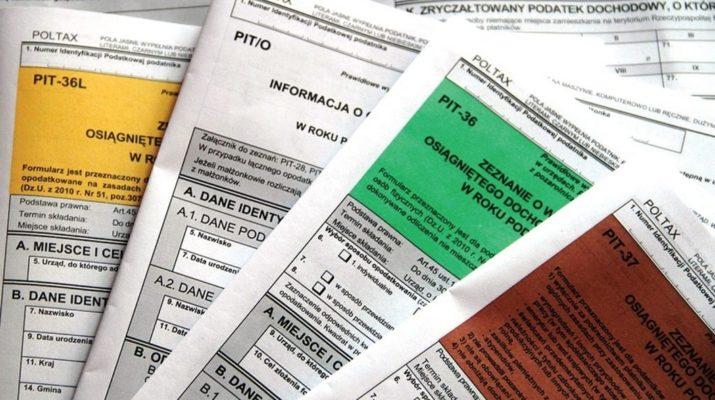 Как подать налоговую декларацию PIT-37 в Польше совместно с супругом