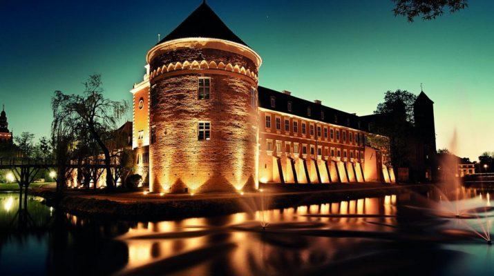 Отели замки в Польше: ТОП-10